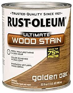 رنگ نهایی Rust-Oleum - عالی برای کفپوش چوبی و مبلمان داخلی