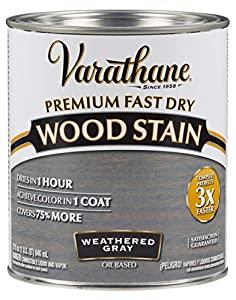 Varathane Premium Fast Dry Stain - گزینه ای ارزان برای چوب های داخلی