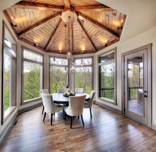 تیر چوبی سقفی - یک مدل نیازمند الگو برای استفاده از تیر های چوبی سقفی