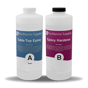دانستنی هایی راجع به رزین اپوکسی چوب -  رزین اپوکسی Pro Marine