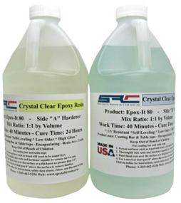 دانستنی هایی راجع به رزین اپوکسی چوب -  رزین اپوکسی SRC