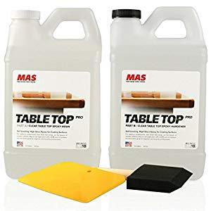 دانستنی هایی راجع به رزین اپوکسی چوب -  رزین اپوکسی MAS
