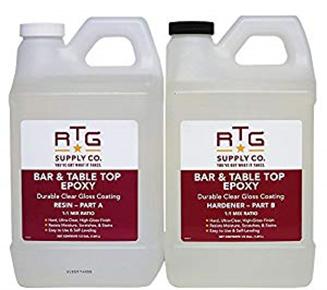 دانستنی هایی راجع به رزین اپوکسی چوب -  . رزین اپوکسی RTG