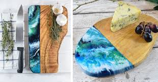 رنگ چوب, دانستنی هایی راجع به رزین اپوکسی چوب , فن و هنر کار با رزین اپوکسی