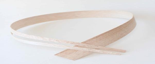انعطاف پذیری بالای ورق ایجاد شده از چوب درخت بالسا