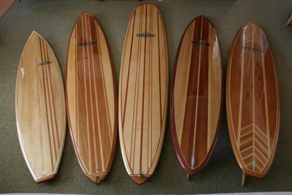 کاربرد چوب بالسا در ساخت تخته های اسکی