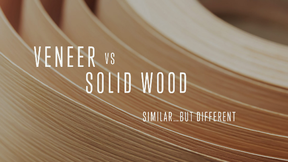 تفاوت بین روکش چوب و چوب طبیعی