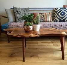میز قهوه خوری چوب طبیعی