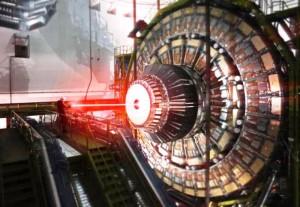 Large Hadron یا LHC
