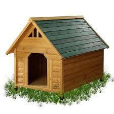 خانه سگ تراس دار بزرگ , کلبه حیوانات