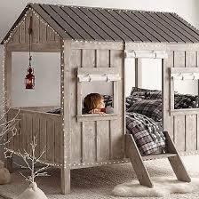 تخت خواب کلبه ای کودک