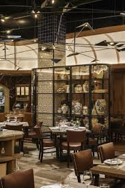ایده های جدید دکوراسیون داخلی رستوران