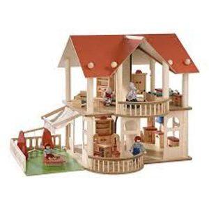 خانه های چوبی عروسکی