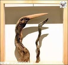 دستساختههای چوبی رضا کیانیان را «دوباره نگاه کن»