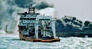 یک سال از حادثۀ غرق شدن نفتکش ایرانی سانچی گذشت. 16 دی ماه