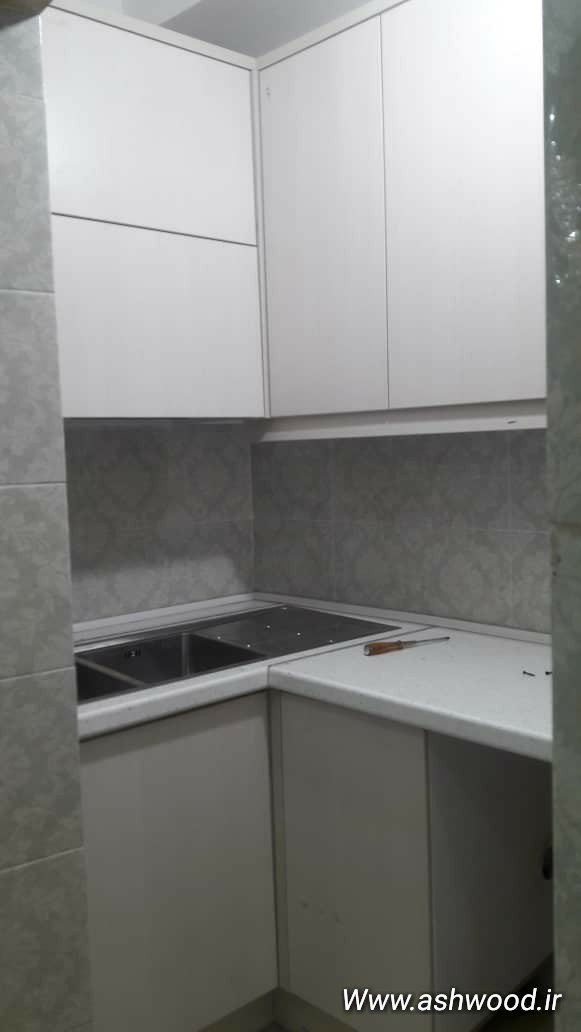 طراح و سازنده کابینت آشپزخانه تمام چوب، ممبران، ام دی اف