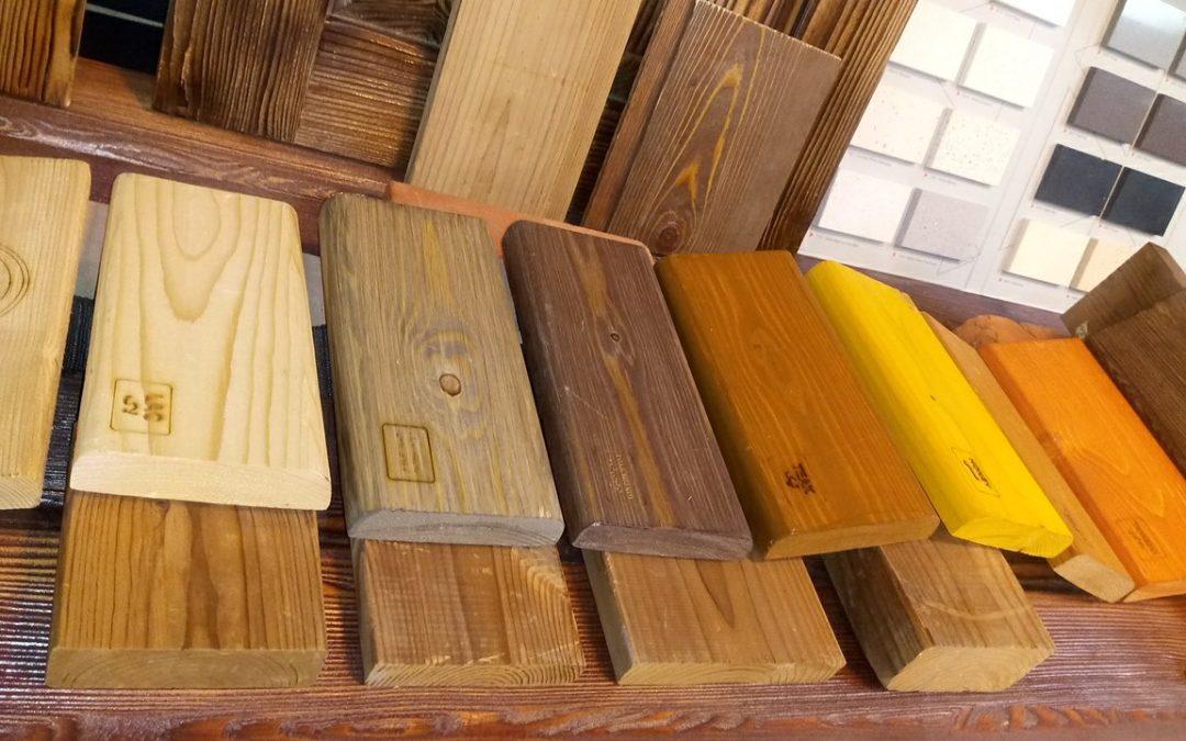 انواع لمبه و دیوار پوش چوبی