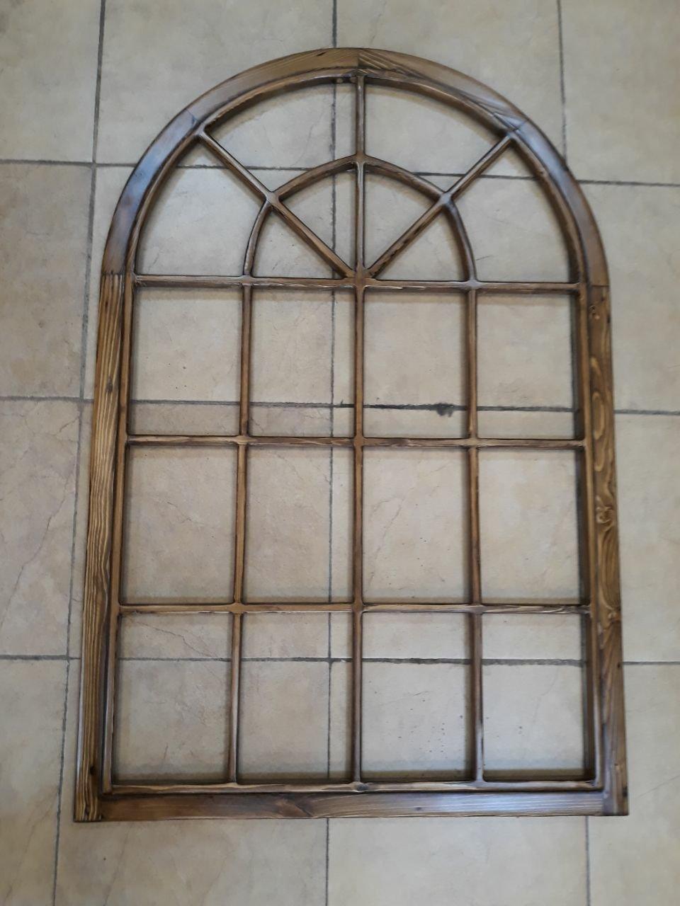 پنجره سنتی چوب روسی، سبک سنتی