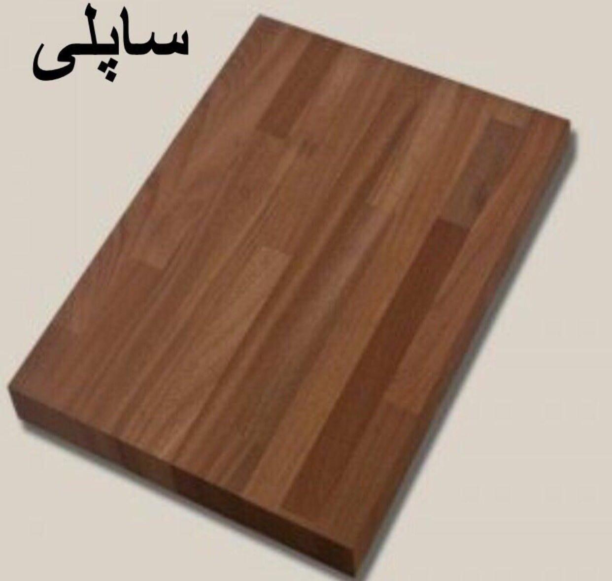 تخته فینگر جوینت، صفحه کابینت چوب