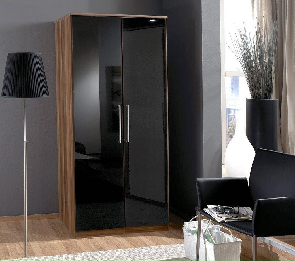 کمد دیواری با درب آینه