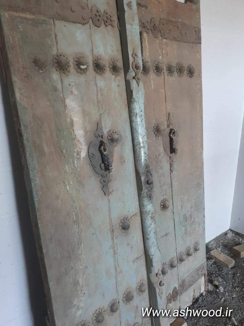 فروش درب قدیمی