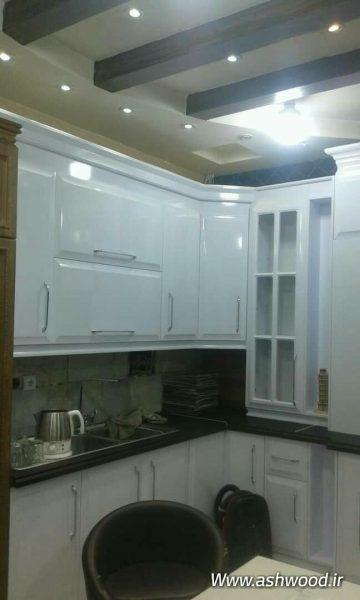 ساخت کابینت آشپزخانه انزو , مدل کلاسیک