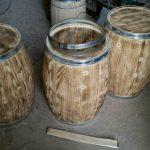 بشکه , ساخت بشکه چوب بلوط