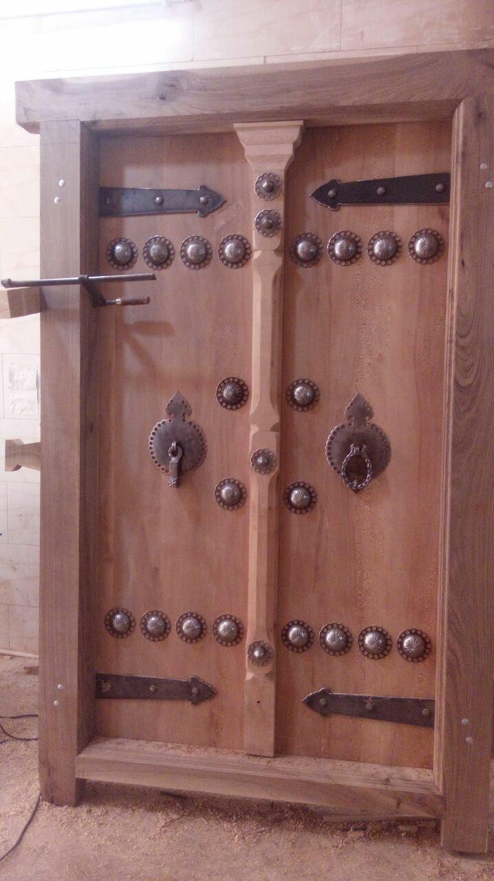 درب سبک قدیمی