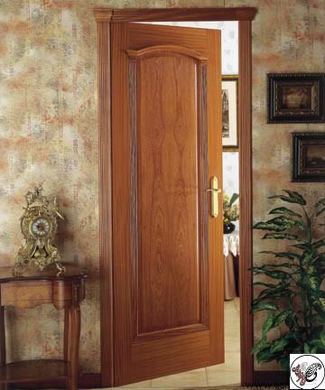 خرید درب چوبی , درب های اتاقی چوبی لوکس , درب چوبی اتاقی , درب تک لنگه درب لوکس چوب خالص