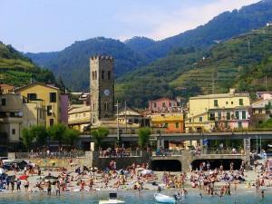 شهر ساحلی و زیبای ایتالیایی با نام منطقه 5