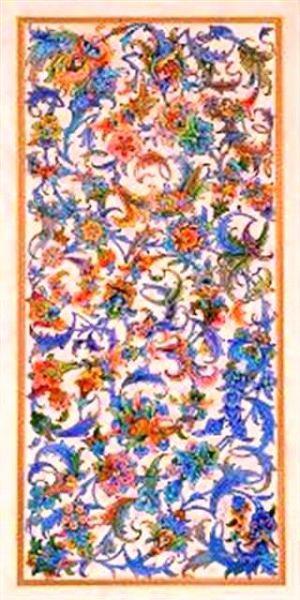 اثار استاد هنرمند جمشید سرحدی