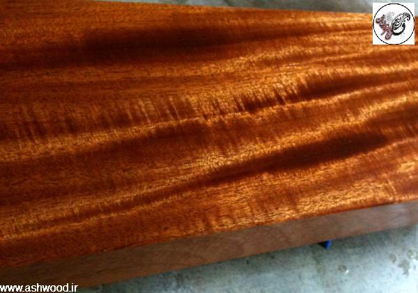 چوب آکاژو , معرفی انواع چوب , چوب اکاژو یا ماهون