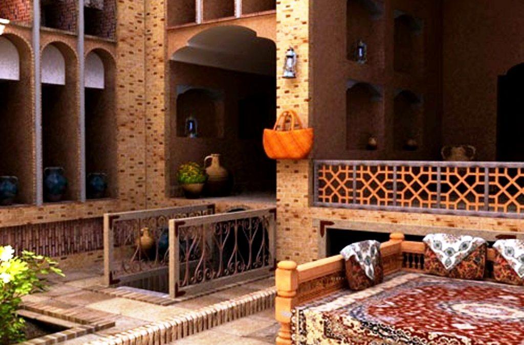 معرفی اثر گره چینی در معماری اسلامی و هنرهای دستی