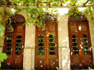 خونه قدیمی , معماری ایران زمین