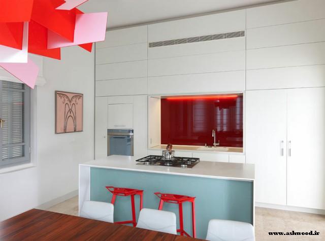 راز رنگ در آشپزخانه