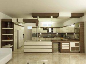 طراحی کابینت آشپزخانه مدرن