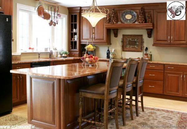 ایده دکوراسیون آشپزخانه سنتی ,دکوراسیون آشپزخانهبه سبکسنتیو کلاسیک ,طراحی داخلیآشپزخانهبه سبک کلاسیک،سنتیو لوکس لاکچری , دکوراسیون آشپزخانهایرانی , طراحی و معماری آشپزخانه