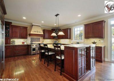 دکوراسیون آشپزخانه سنتی ,دکوراسیون آشپزخانهبه سبکسنتیو کلاسیک ,طراحی داخلیآشپزخانهبه سبک کلاسیک،سنتیو لوکس لاکچری , دکوراسیون آشپزخانهایرانی , طراحی و معماری آشپزخانه