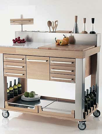 دکوراسیون آشپزخانه کوچک و جالب