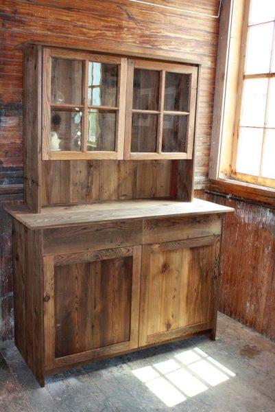 الهام از کابینت آشپزخانه قدیمی