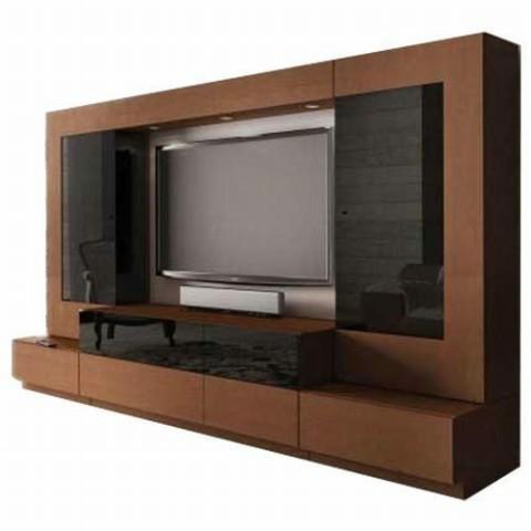 میز چوبی ال سی دی , جدیدترین میز تلویزیون چوبی