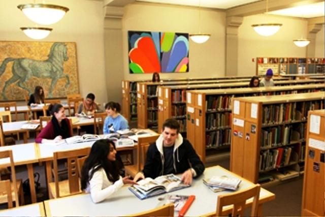 استاندارد طراحی کتابخانه عمومی