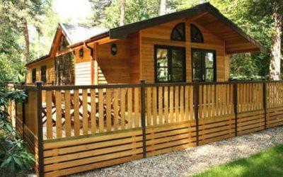 ایده های جالب کلبه چوبی +پلان