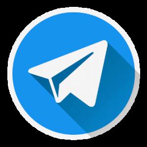 لوگو و آیکون شبکه پیام رسان تلگرام