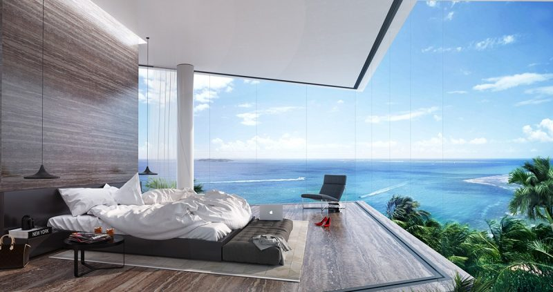 اتاق خواب استثنایی