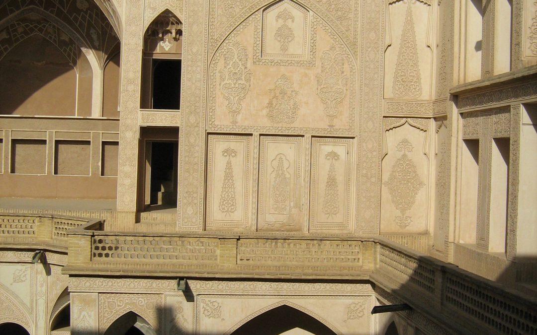 خانه عباسیان ، کاشان ؛ معماری اصیل ایرانی کاشان