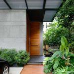 درب سبک مدرن , درب بیرونی , درب ورودی