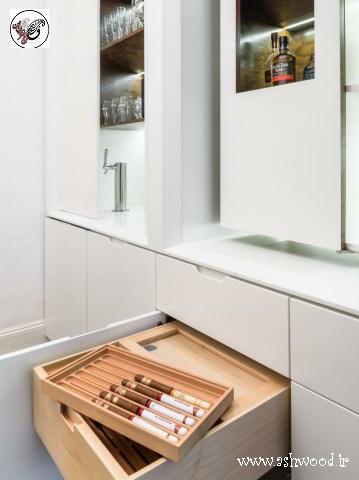 ساخت میز بار چوبی 2019 , ایده های جذاب و جالب بار خانگی