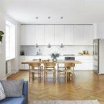 عکس آشپزخانه سبک دکوراسیون داخلی مینیمالیسم (ساده گرایی) و مدرن