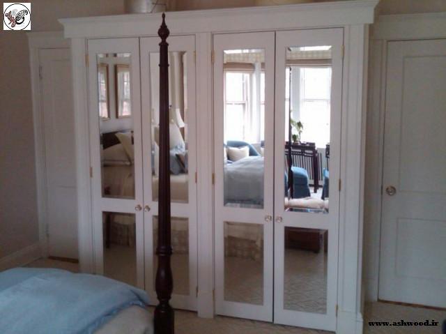 درب کمدی آینه